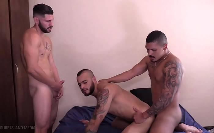 Sexo entre amigos